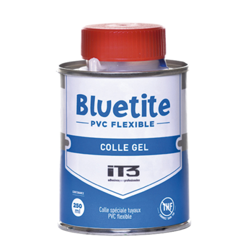 Colle PVC flexible - Bluetite-250ml