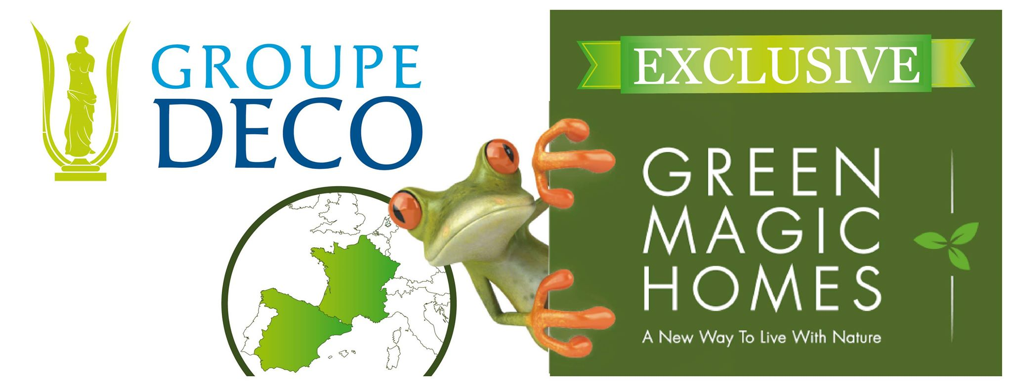 Green Magic Homes et Groupe Deco