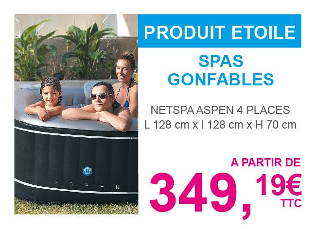 Promo SPA Gonflable