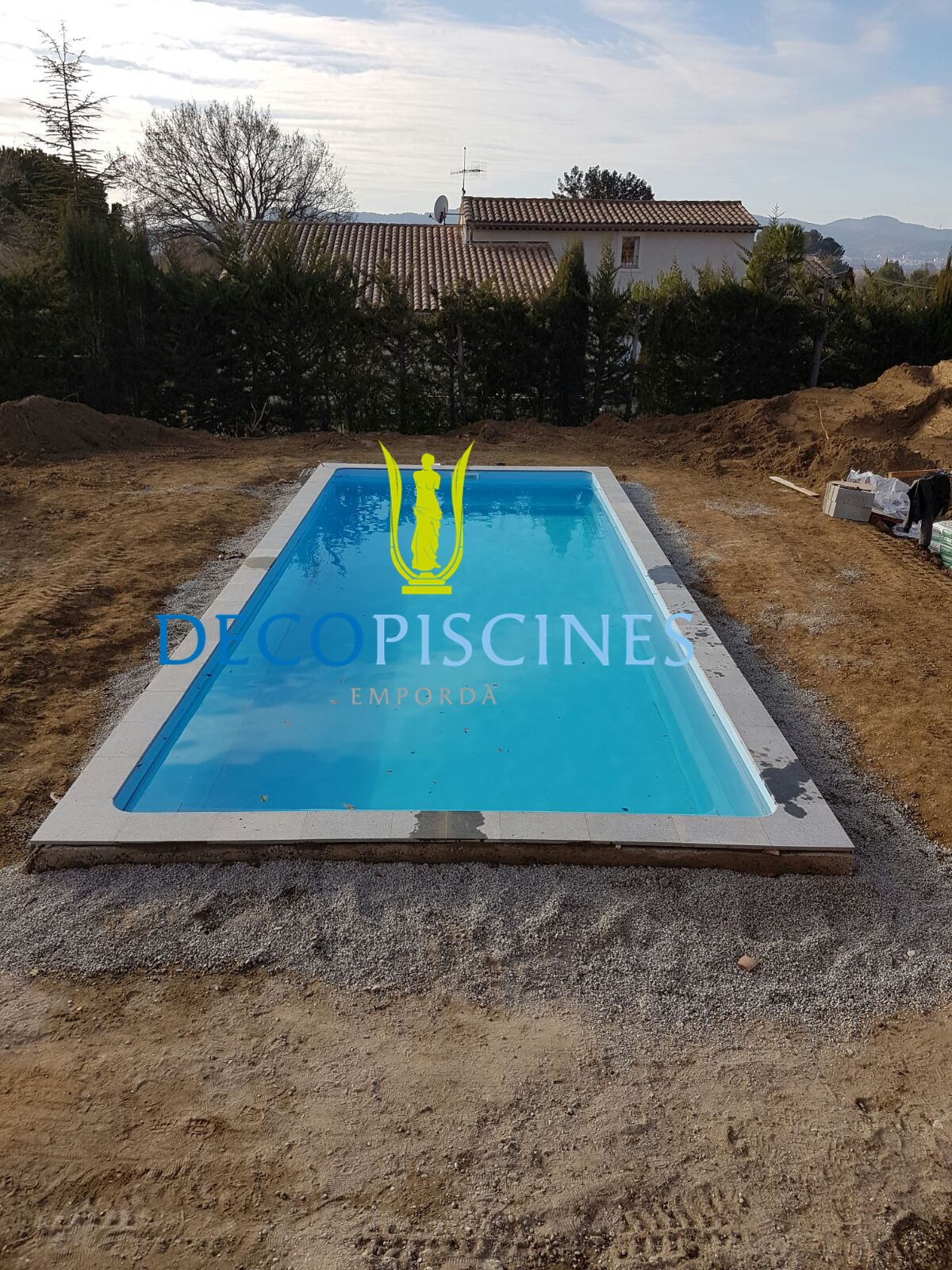 Projet complet mod le nice vaucluse 84 blog for Piscine coque polyester angers